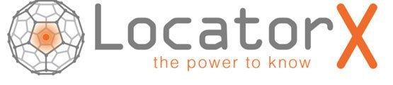 locator x company logo
